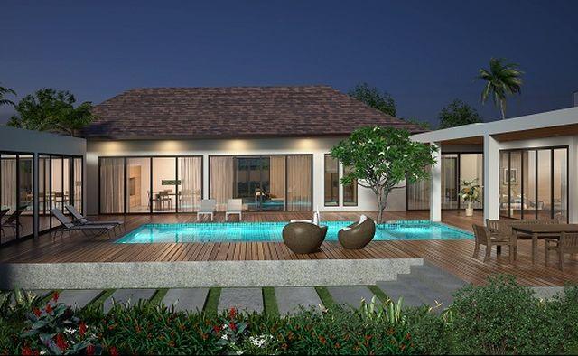 Luxury Villas for sale โอโซนที่ดีเยี่ยม