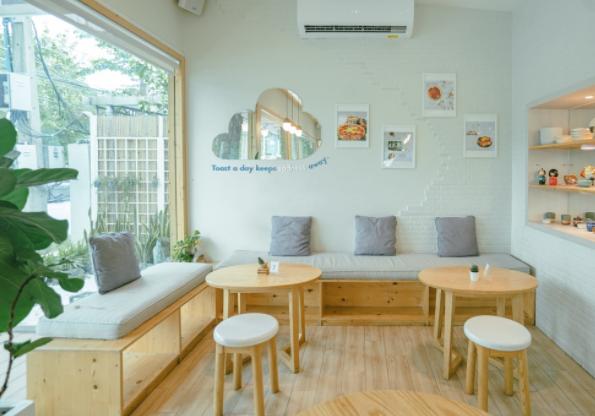 Minimal style home decoration kku